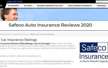 Safeco Insurance Review & Complaints