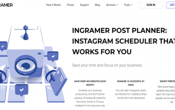 Planoly: Which Tool Should You Use To Plan Your auto post to instagram?