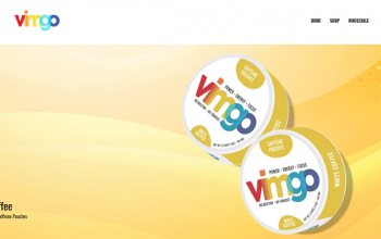 Healthy Energy Drink and Energy pouches by Vimgo